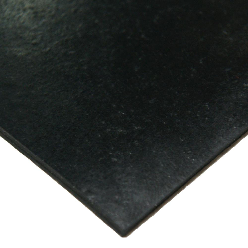 Neoprene 1/4 in. x 36 in. x 264 in. Commercial Grade - 70A Rubber Sheet