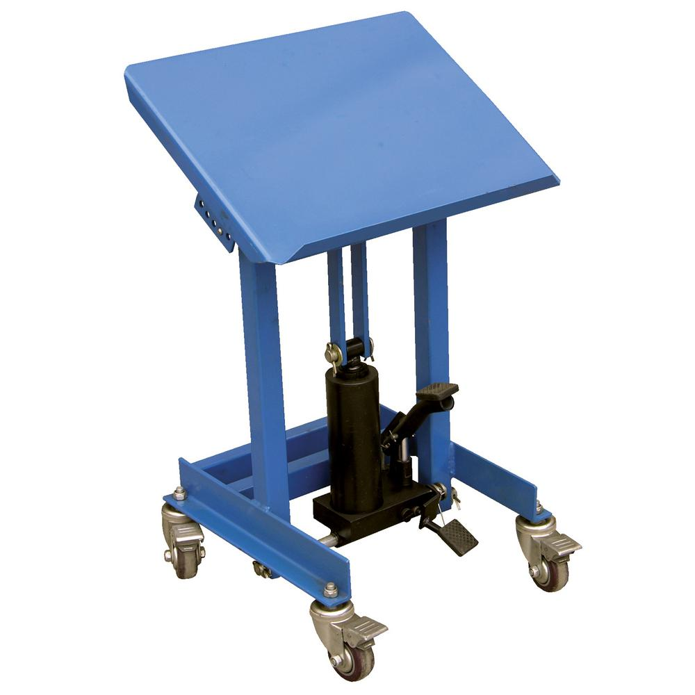 330 lb. Capacity 20 in. x 16 in. Hydraulic Work Positioner