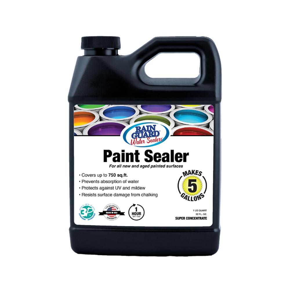 32 oz. Paint Sealer Concentrate Premium Acrylic (Makes 5 gal.)