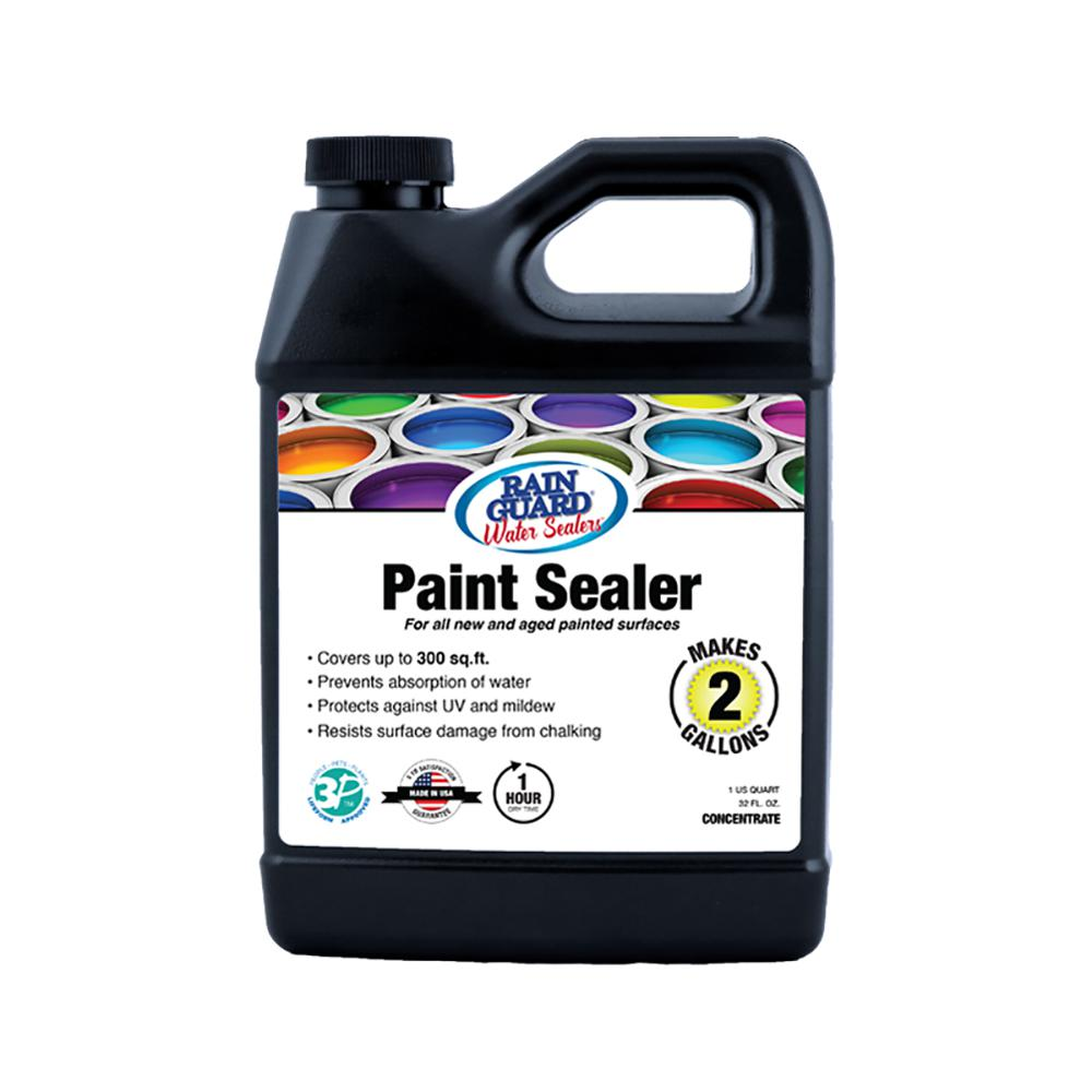 32 oz. Paint Sealer Concentrate Premium Acrylic (Makes 2 gal.)