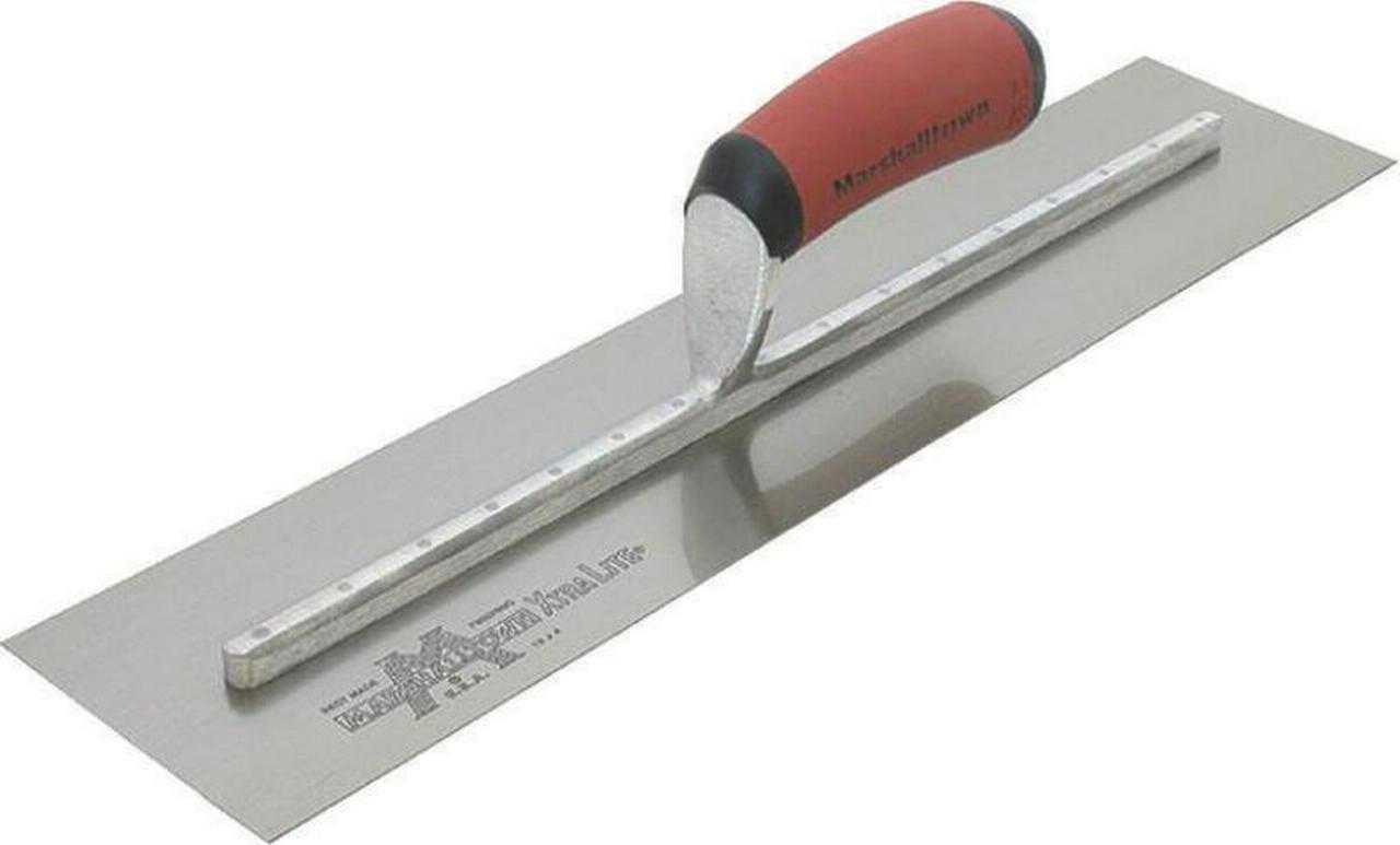Marshalltown MXS56D 12' x 3' Finishing Trowel