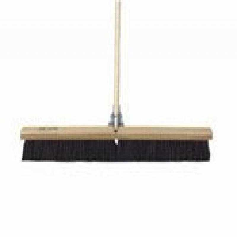 Kraft Tool CC187-01 24-Inch All-Purpose Horsehair Floor and Broom without Handle